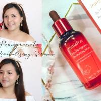มาให้โอกาสผิวได้ Reborn ด้วย Innisfree : Jeju Pomegranate Revitalizing Serum